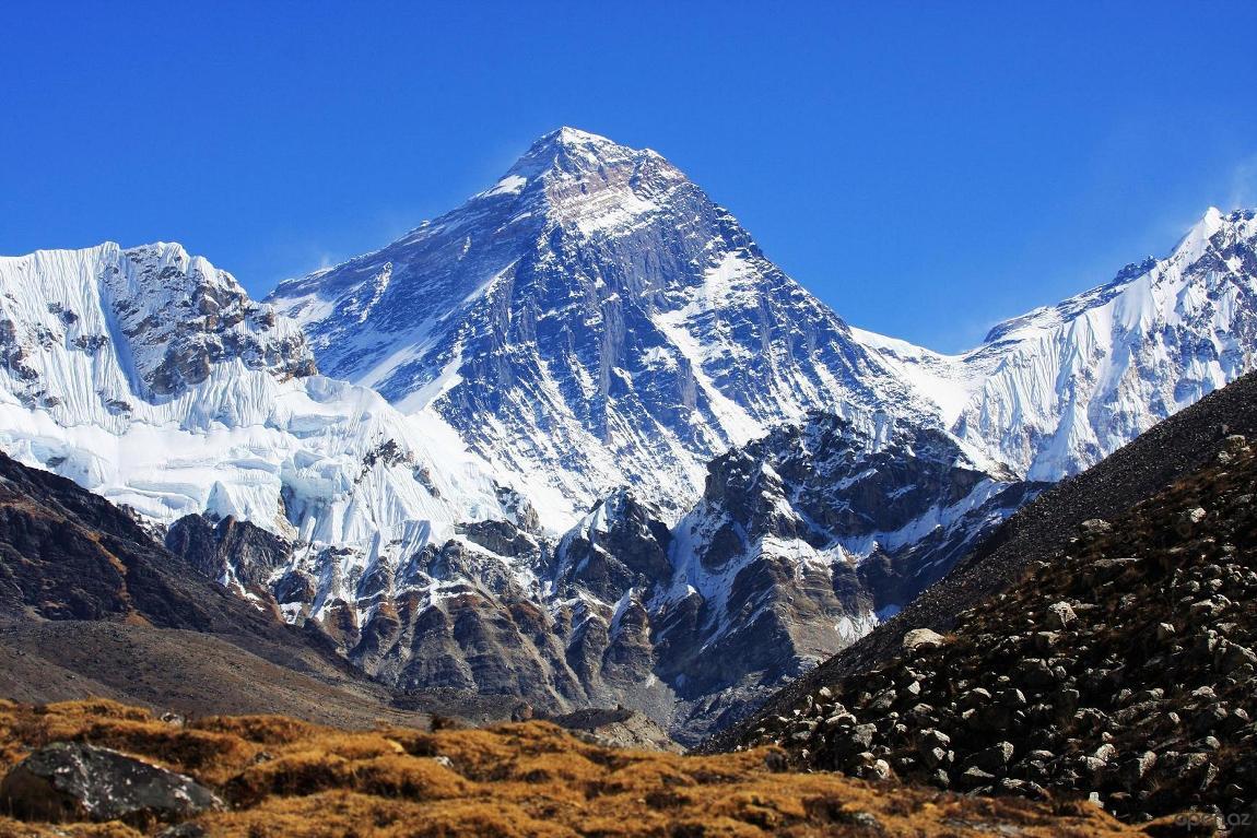 Гора Эверест - Джомолунгма