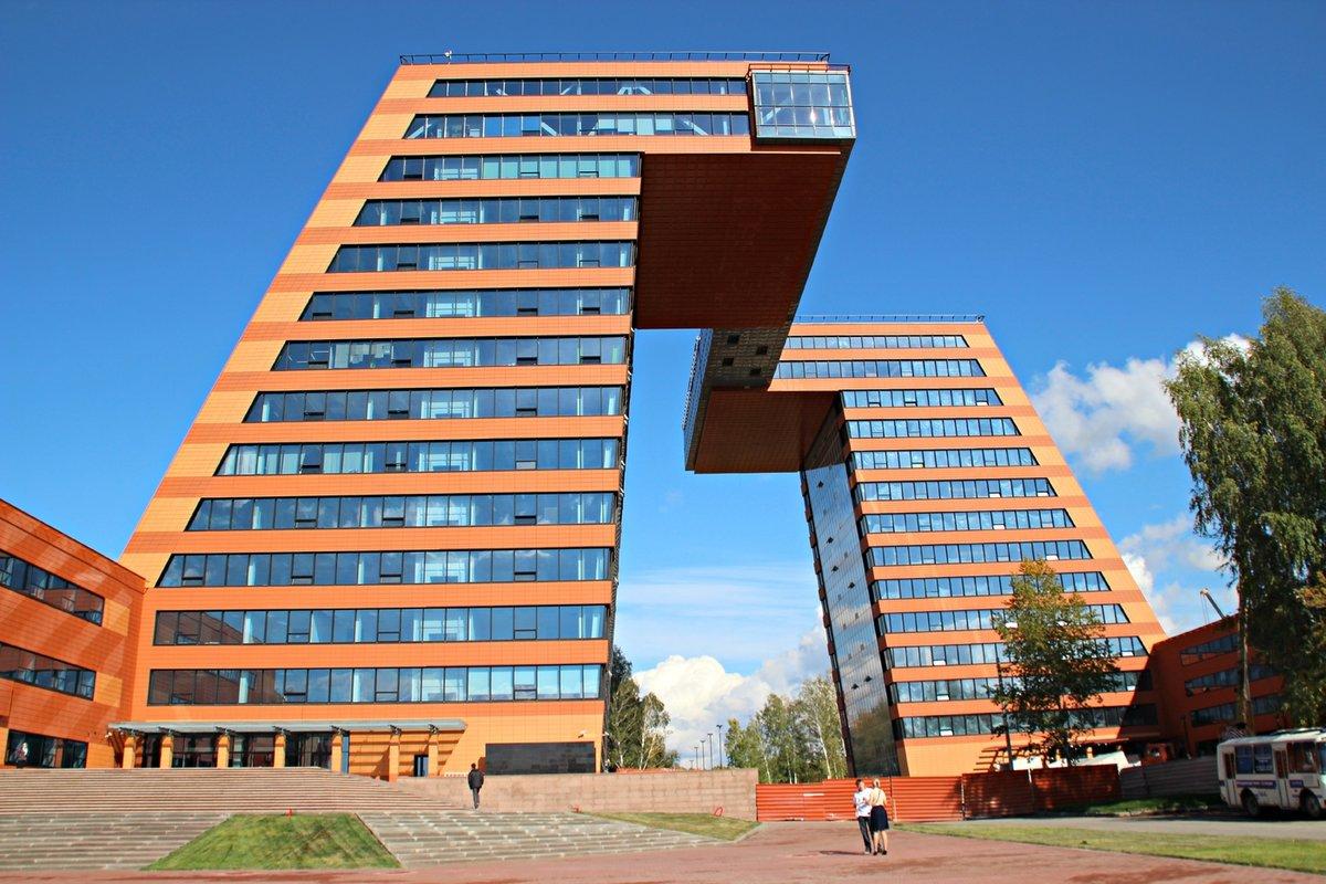 Центр технологий в Академическом городке
