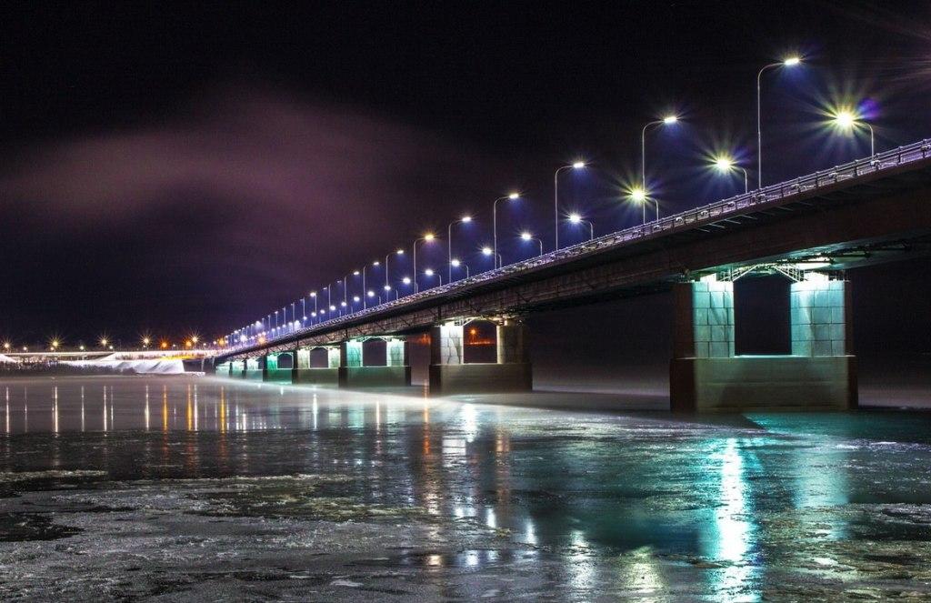Мост Кольский