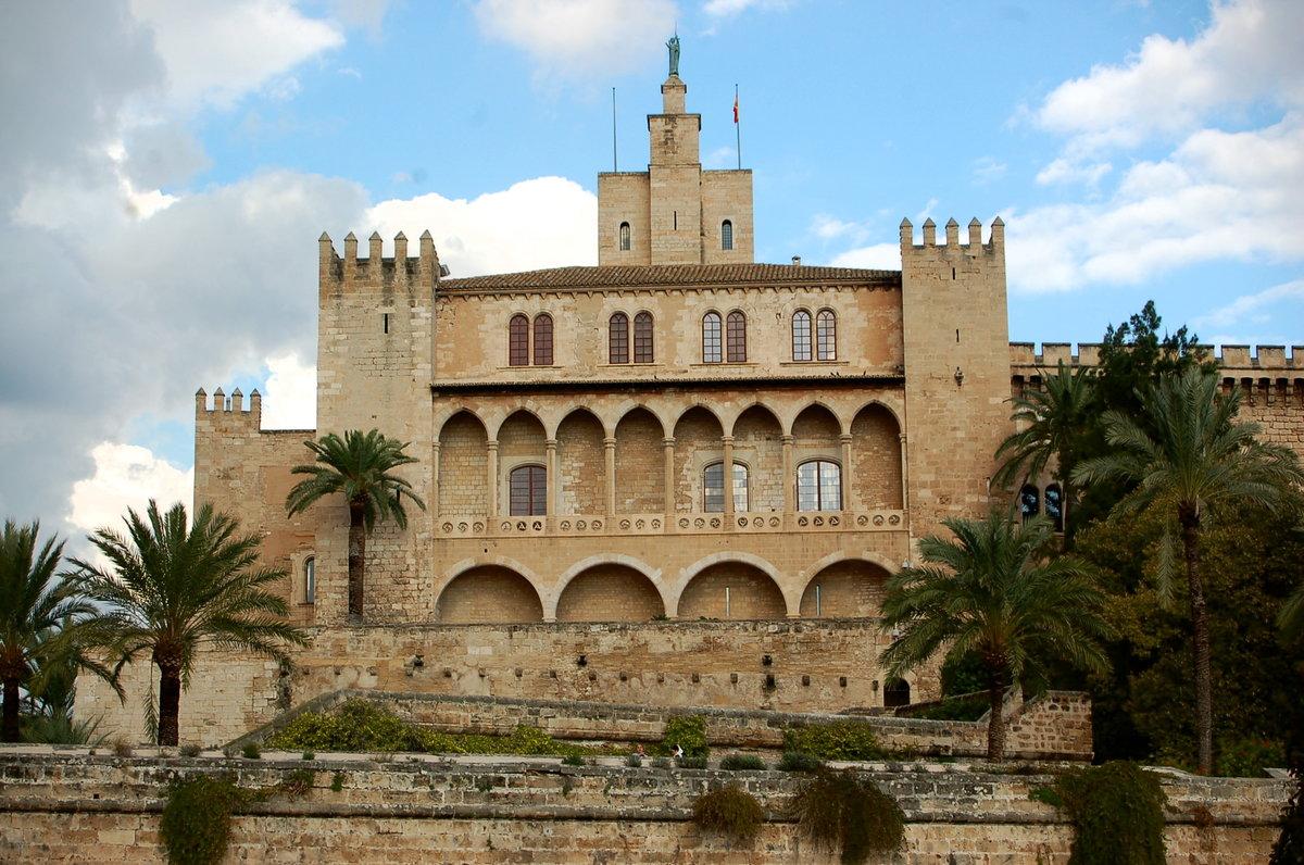 Замок Альмудайна