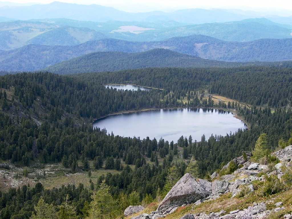 5 Озер