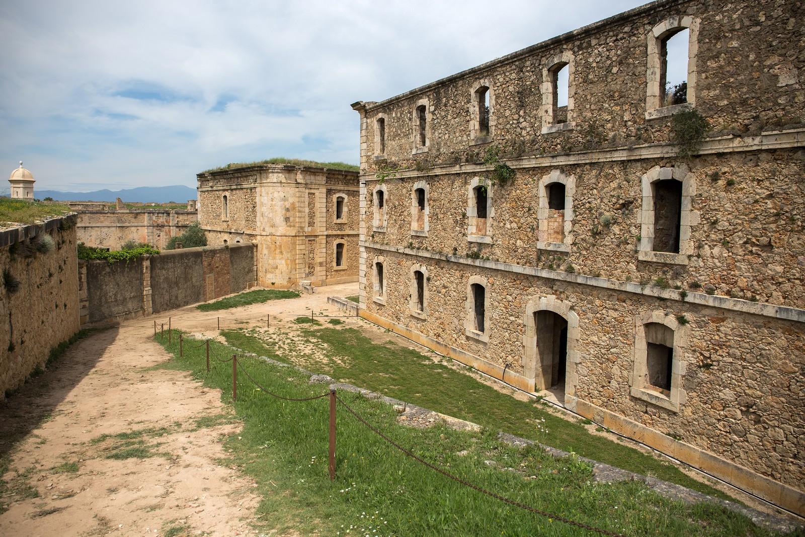 Крепость Сан-Фернандо