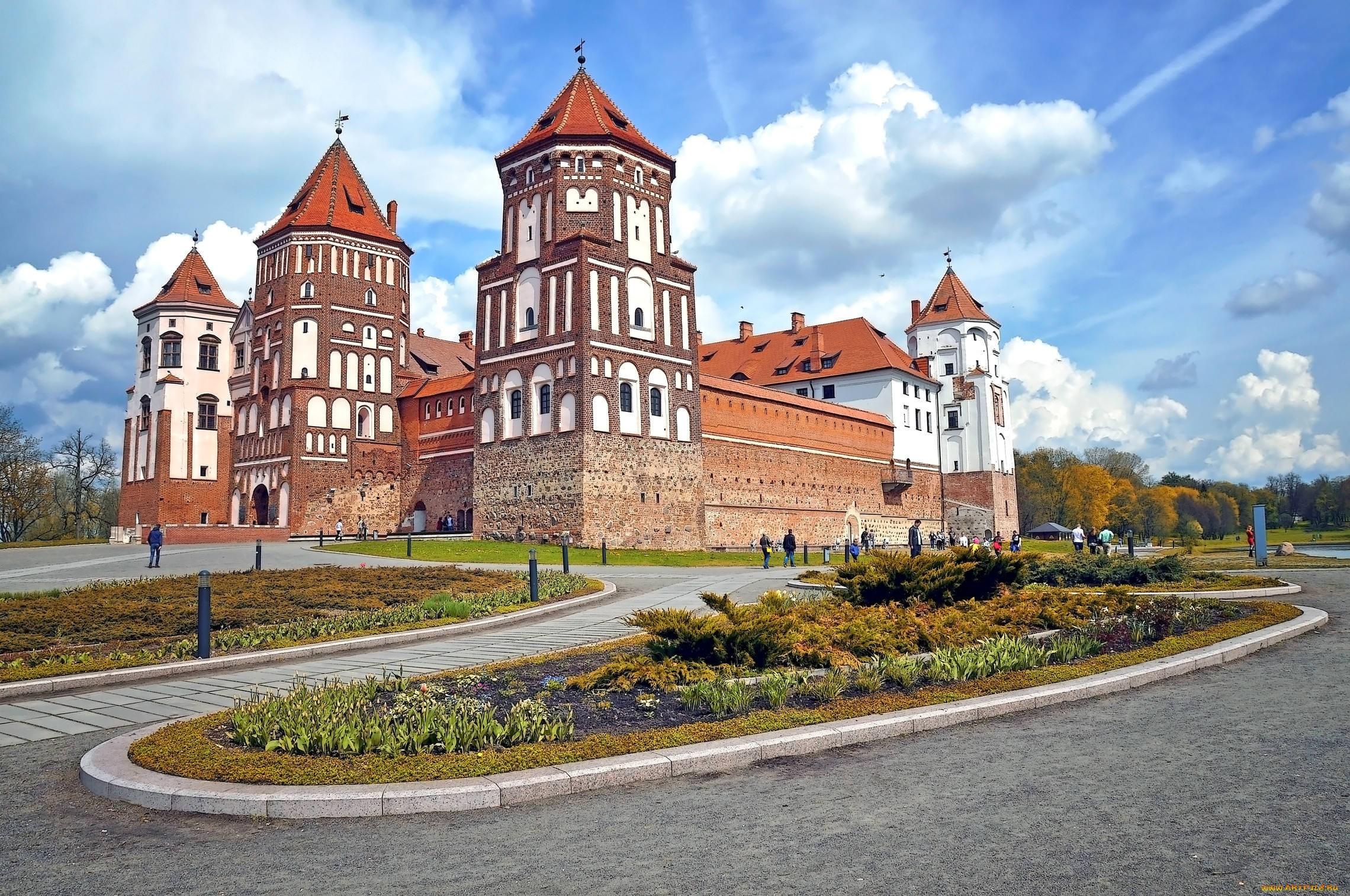 Мирский дворец