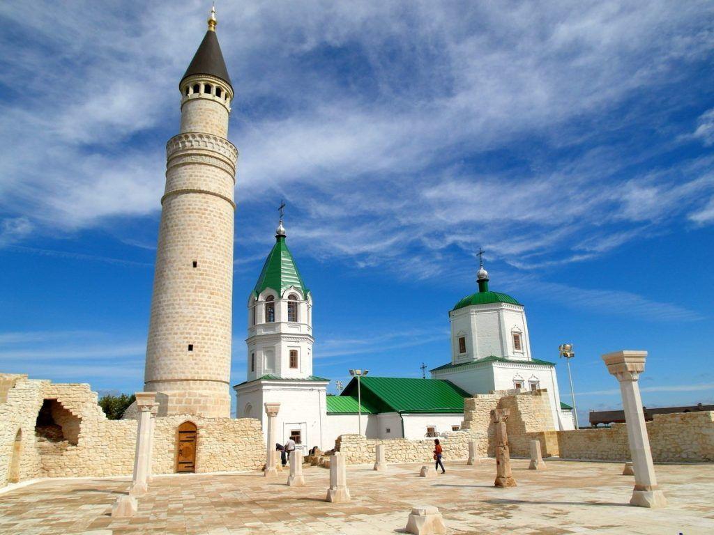 Соборная мечеть Болгара