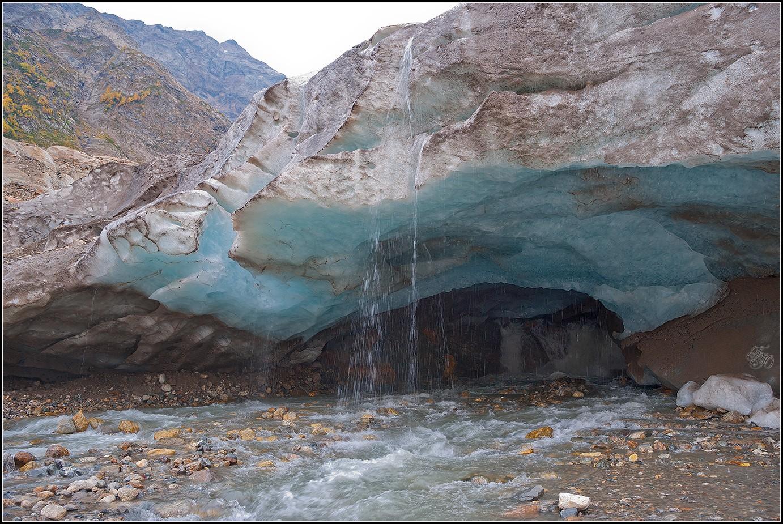 Пещеры вАлибекскомледнике