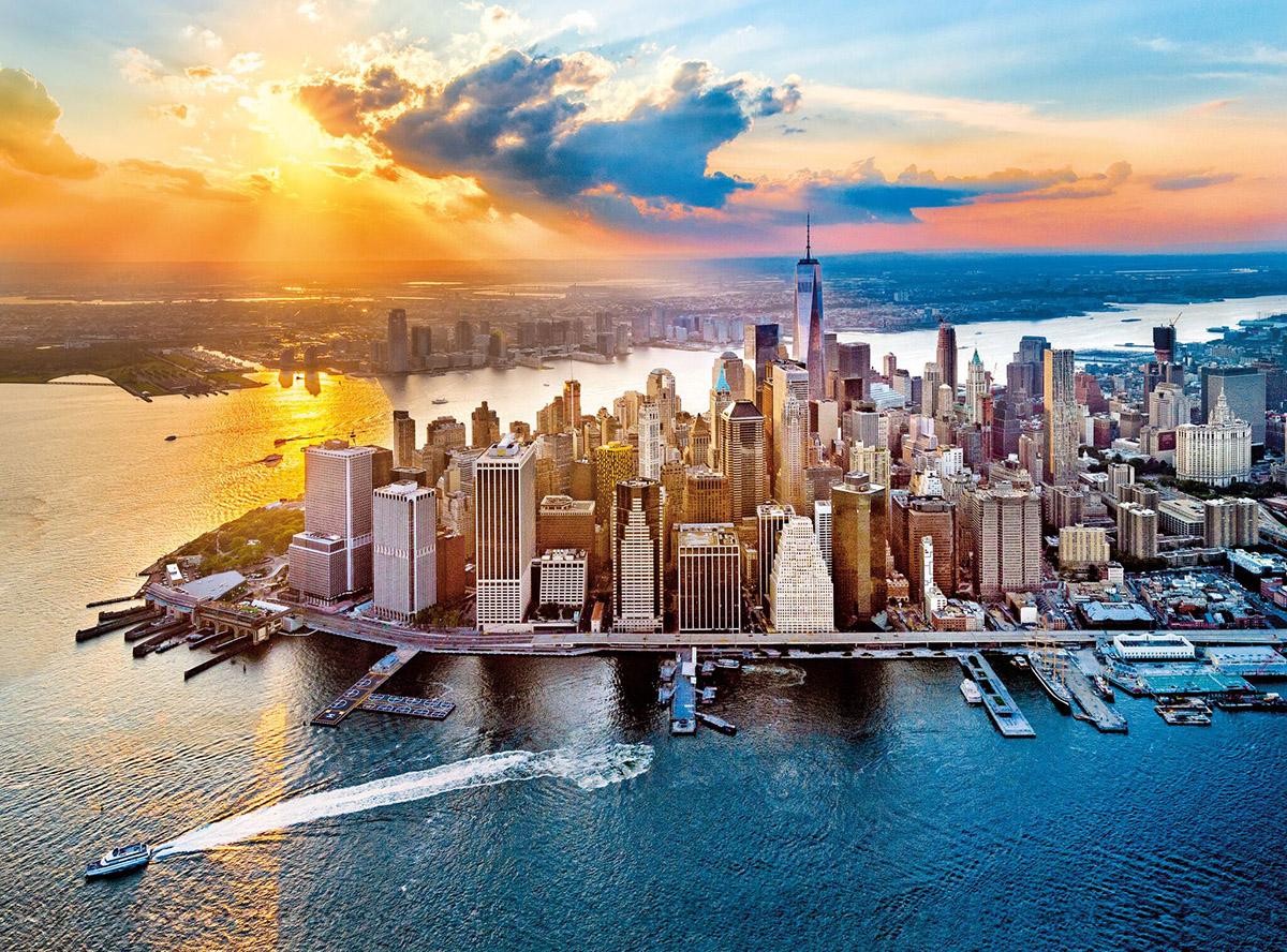 Исторический центр Манхэттен