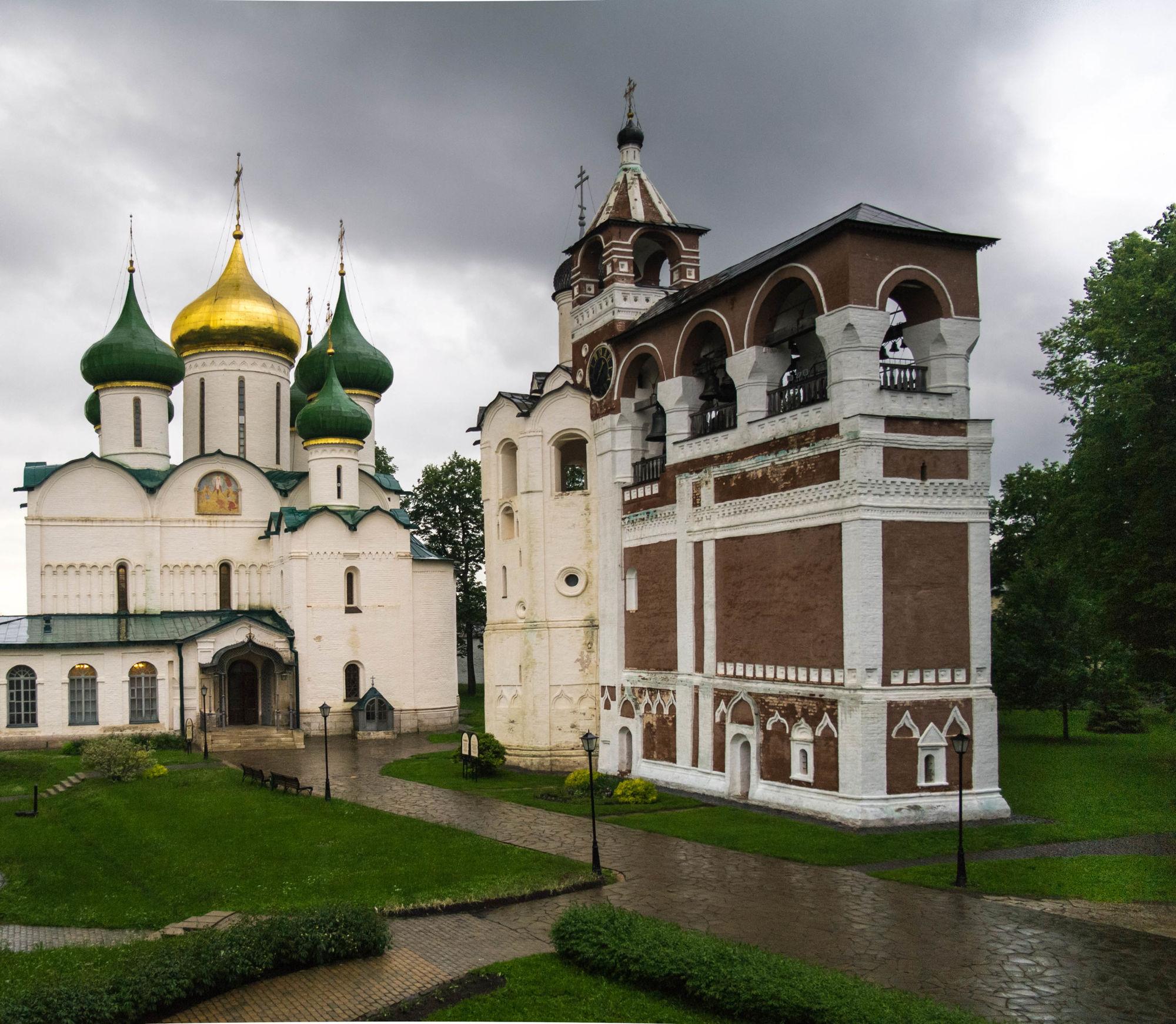Спасо – Евфимиев монастырь