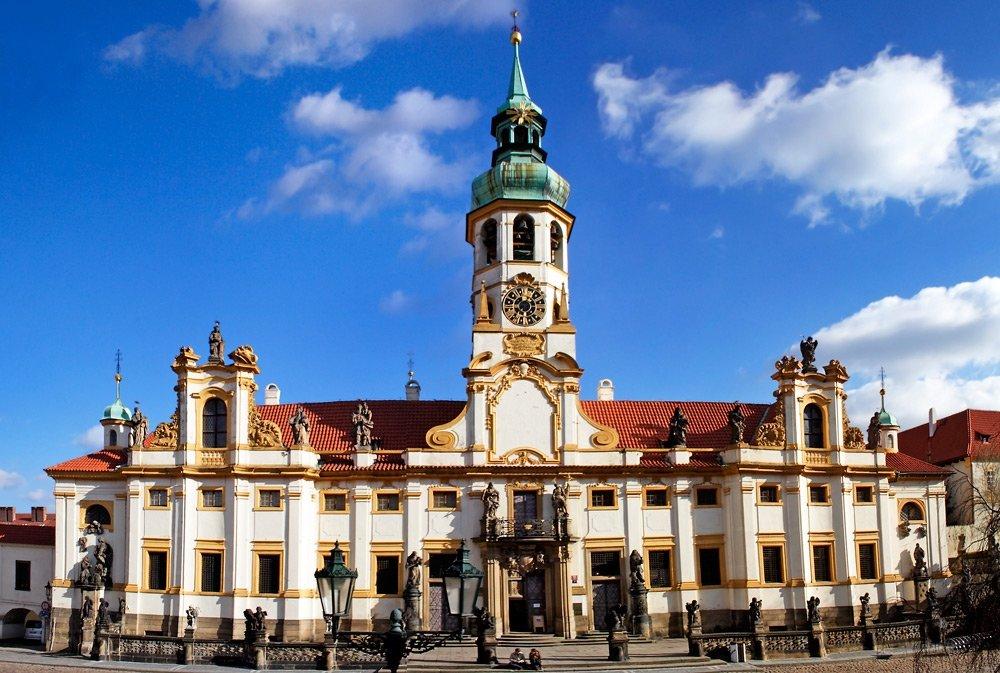 Лорета в Праге