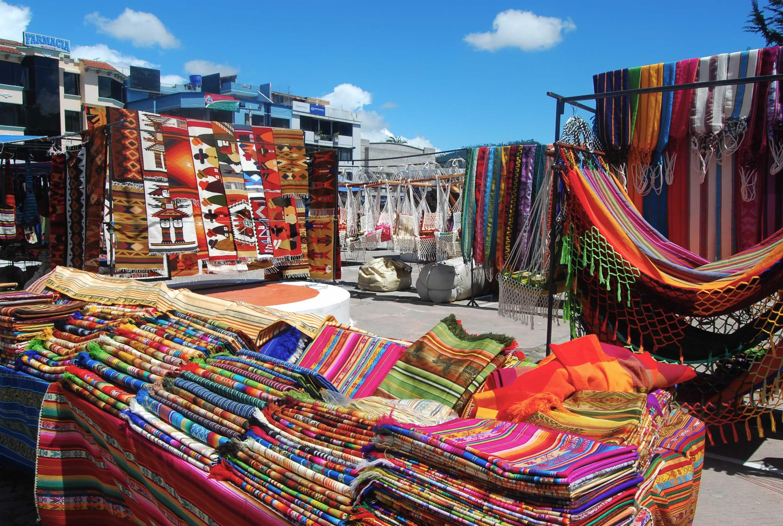 Рынок Отавало