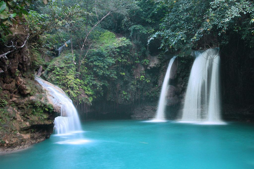 Водопады Пинсаль