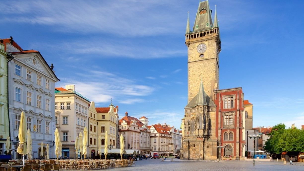 Городская ратуша Староместская