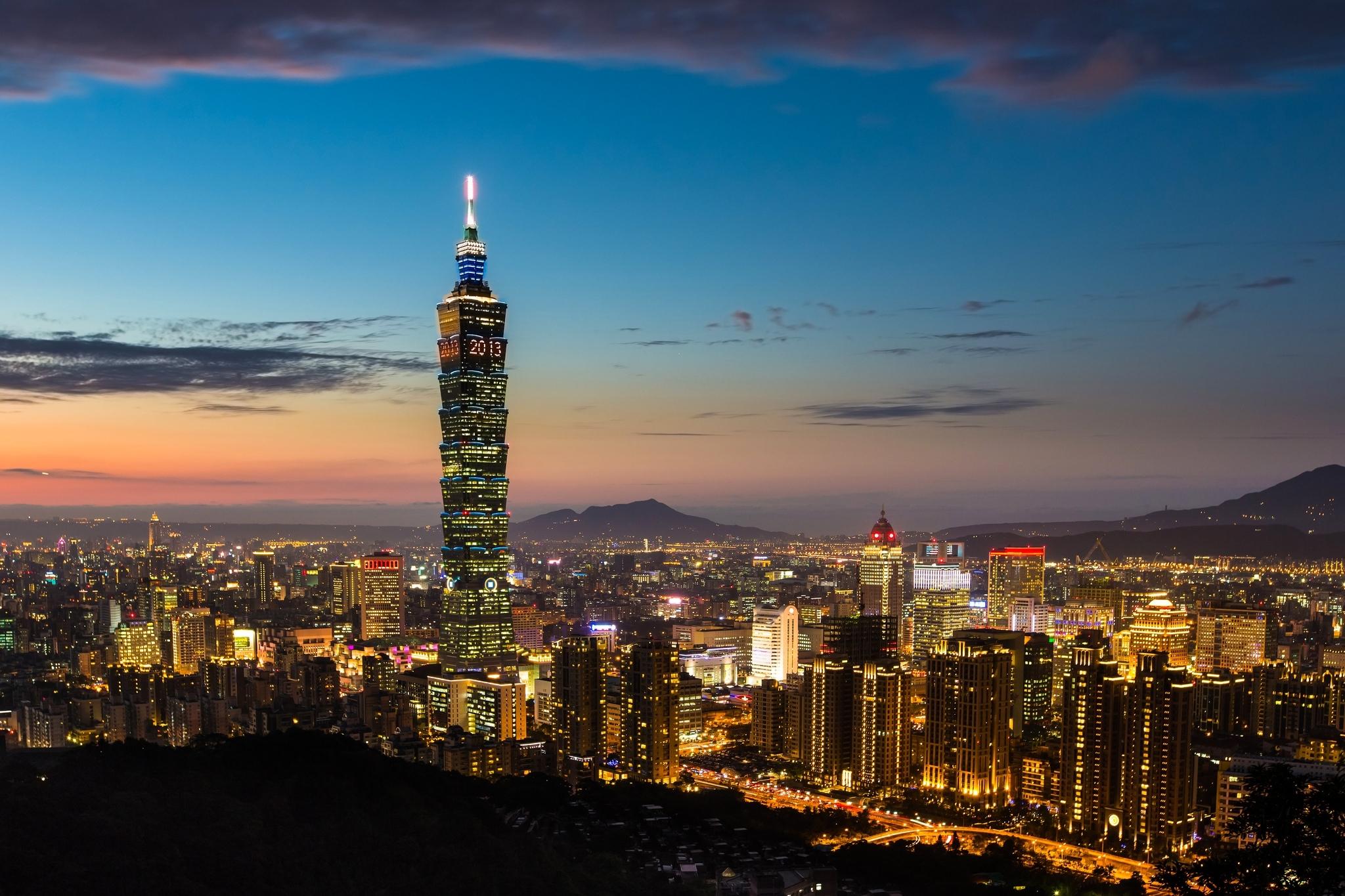Достопримечательности Тайваня