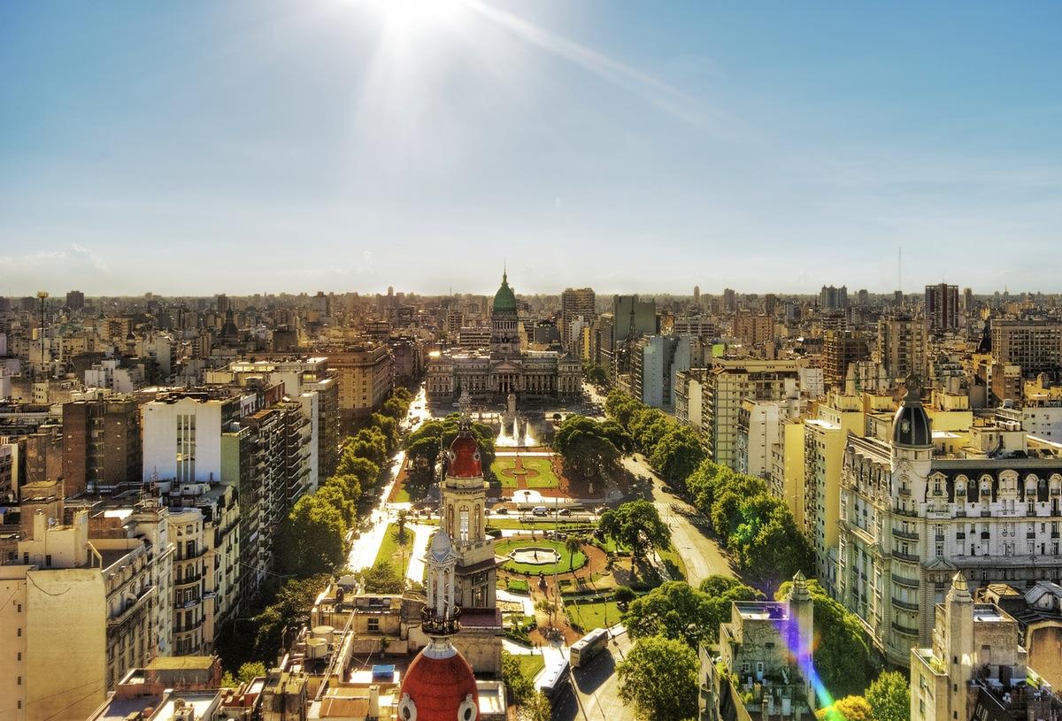 Достопримечательности Аргентины