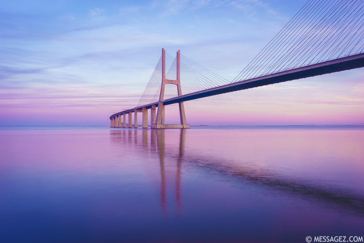 Мост Васко де Гамо