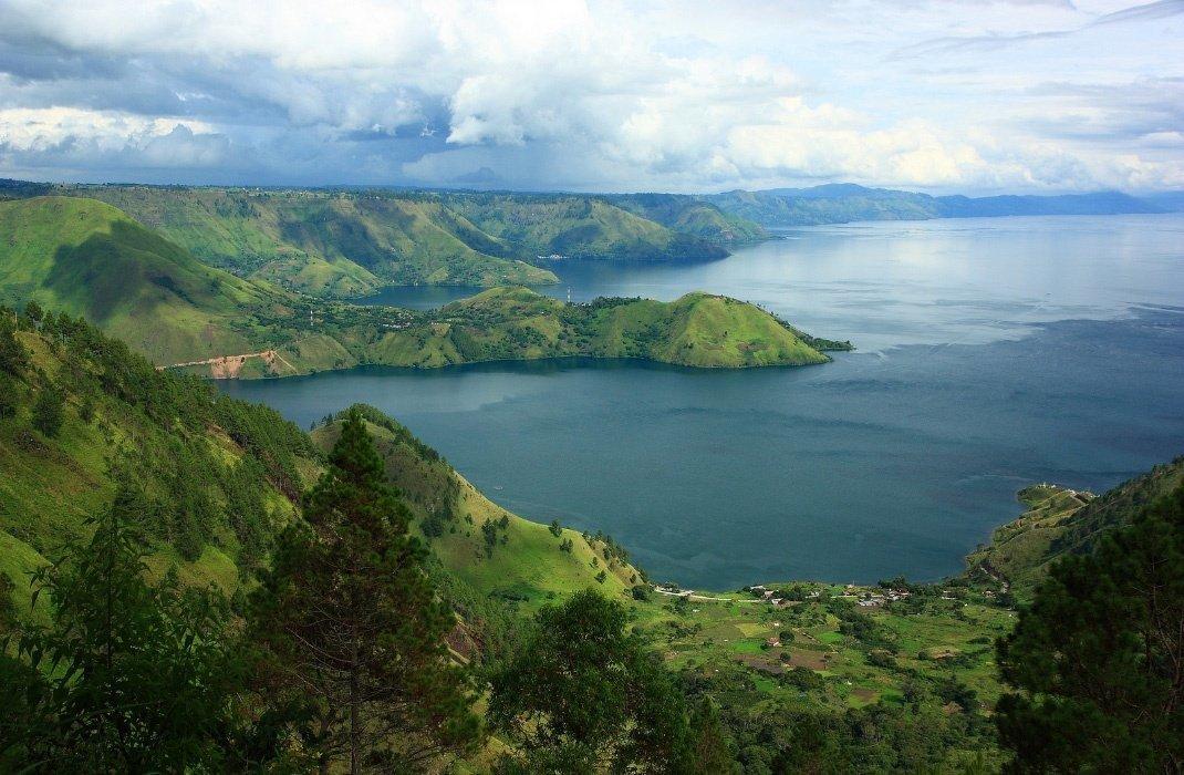 Озеро Тобо