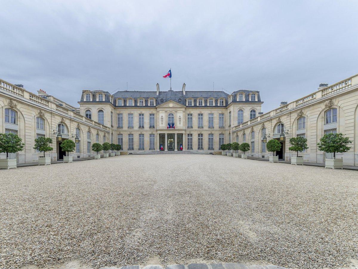 Елисеевский дворец в Париже - история, описание