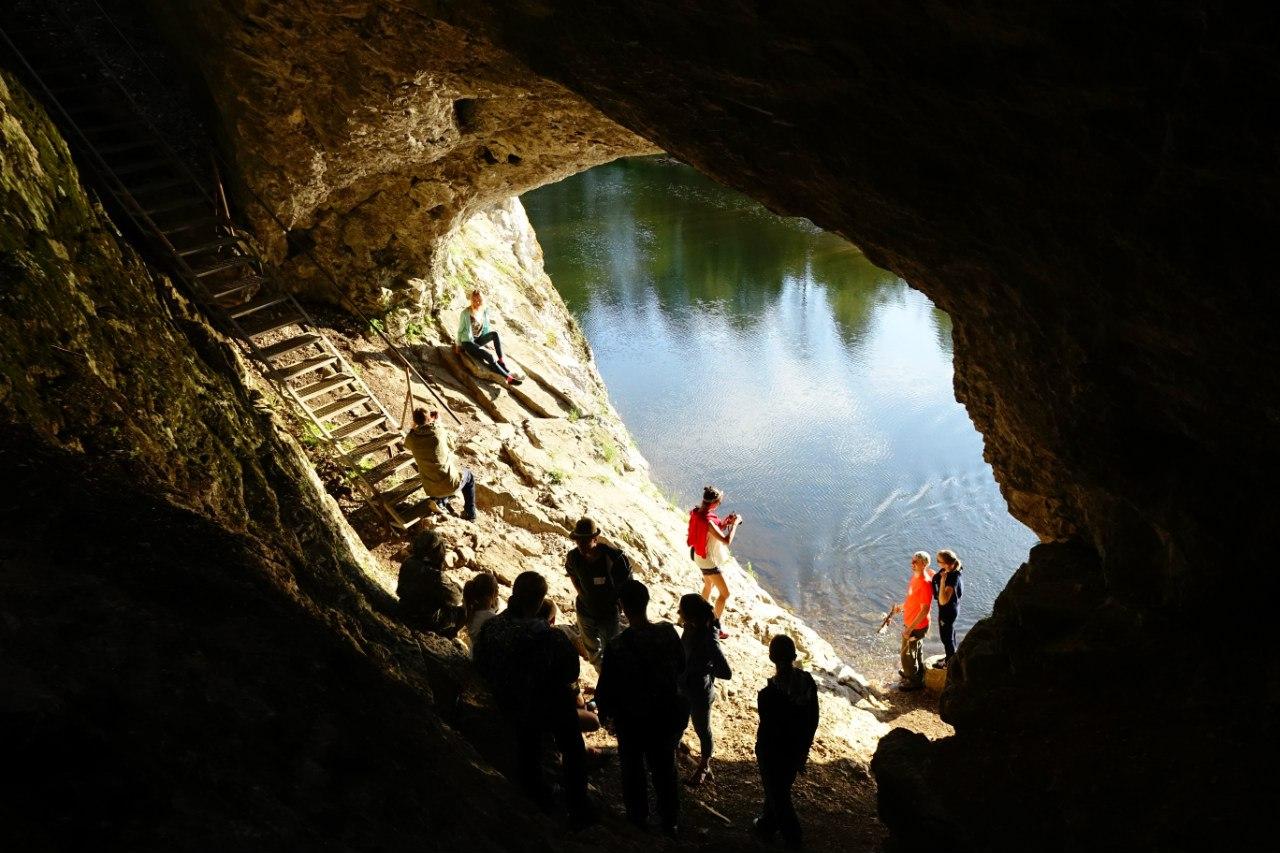 Аракаевские пещеры