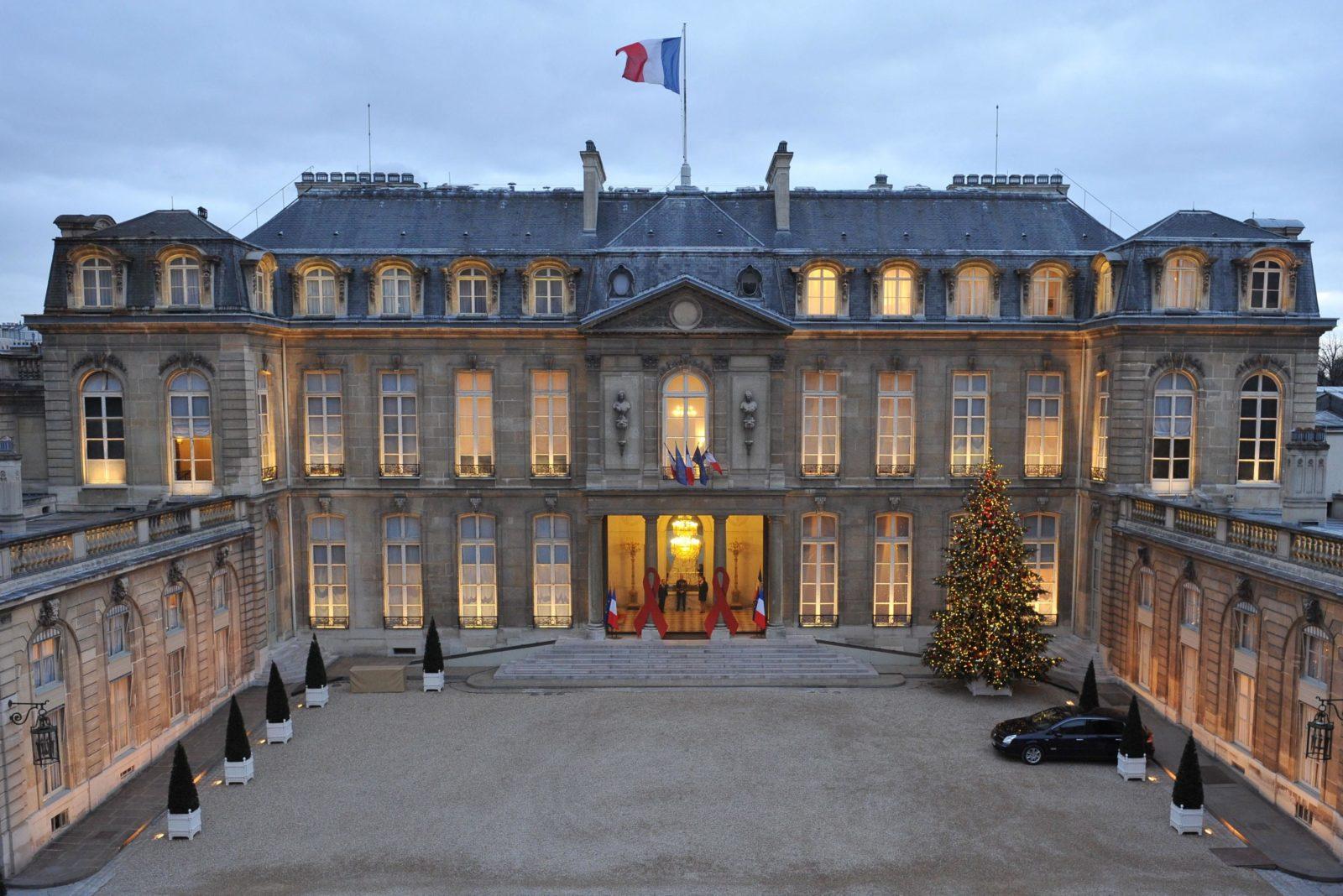 Елисеевский дворец в Париже
