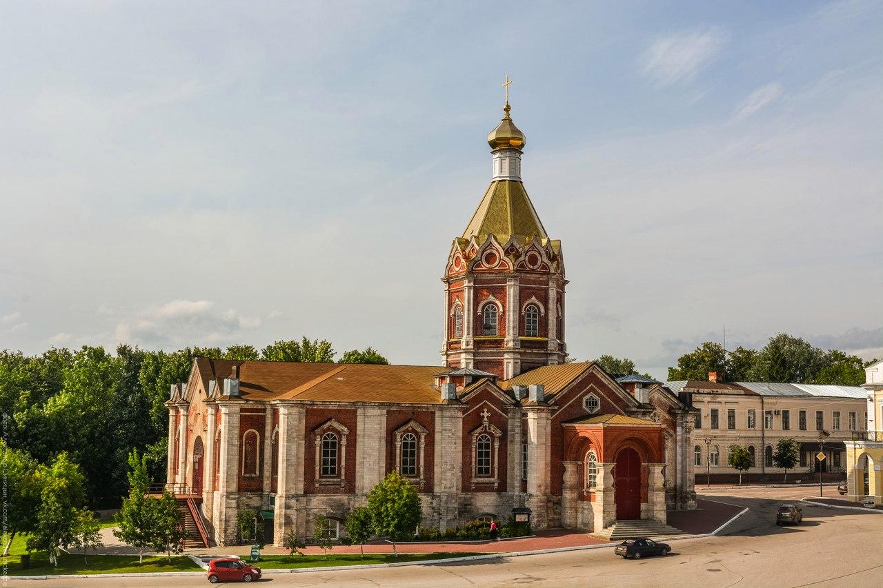 Касимов фото собора