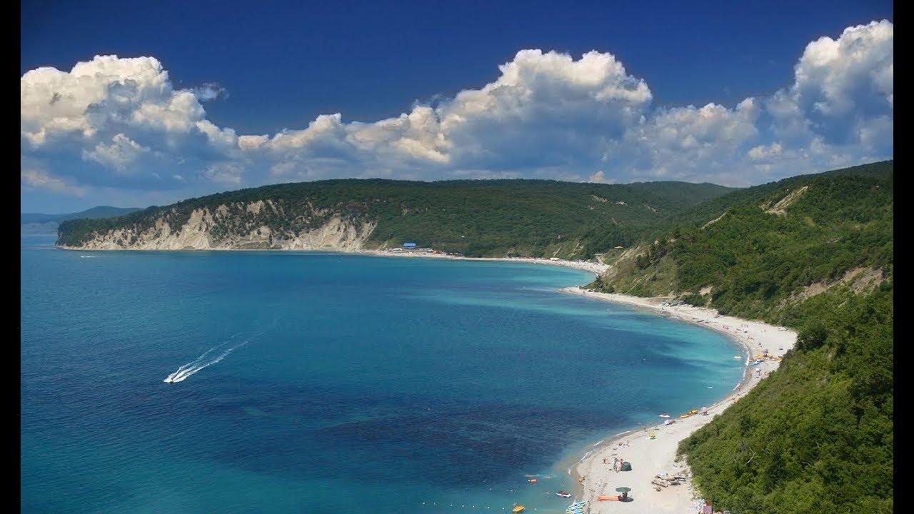 Достопримечательности Черноморского побережья