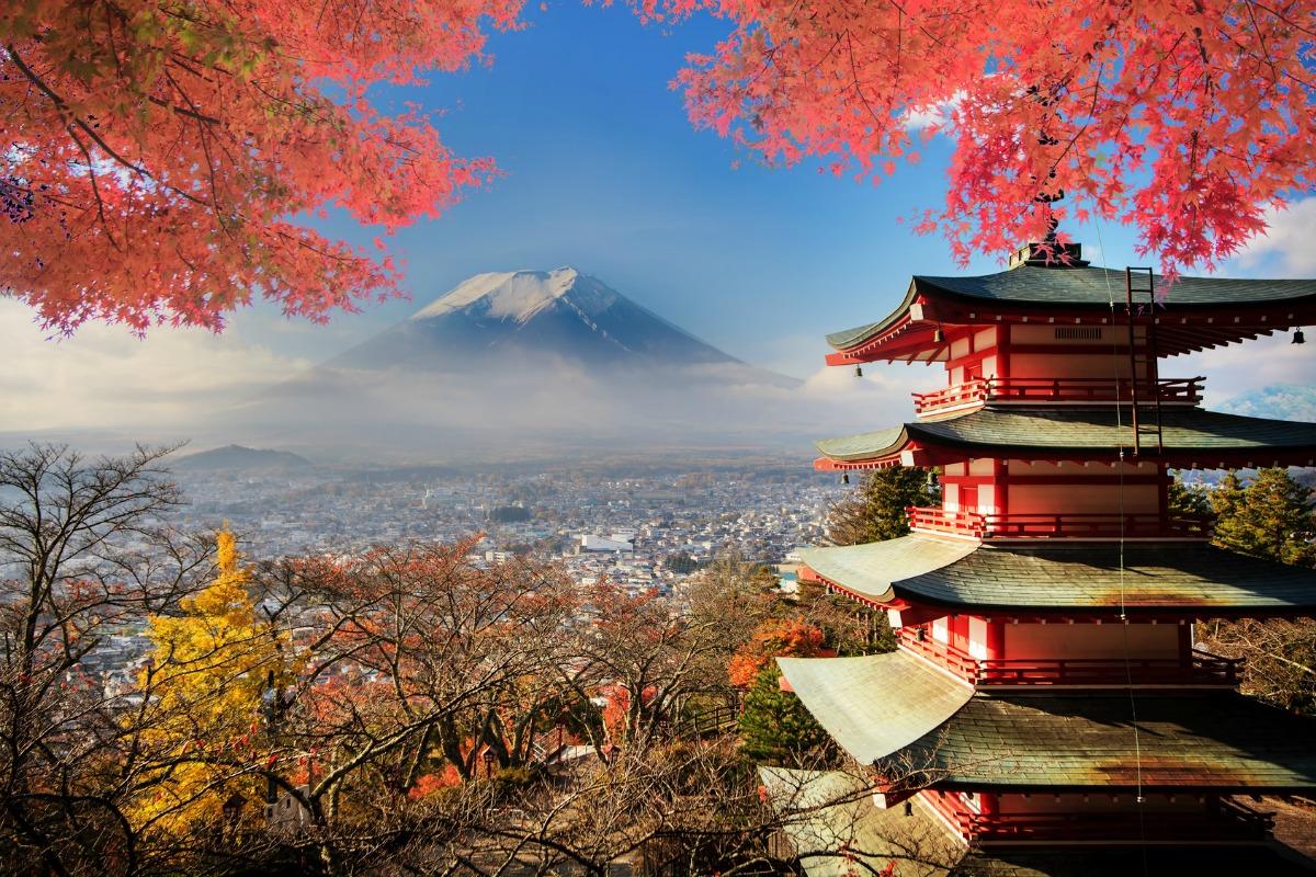 Замки в Японии