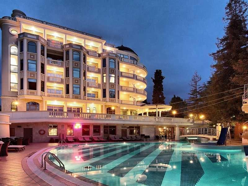 Рейтинги отелей Сочи