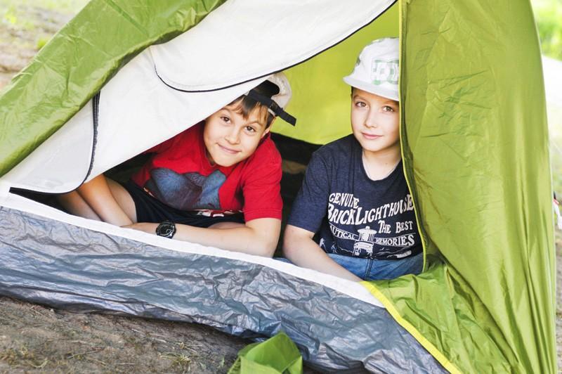 Игры в летнем лагере - приключения и незабываемый детский отдых