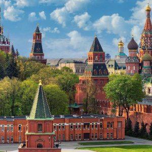 Экскурсии в Московский Кремль