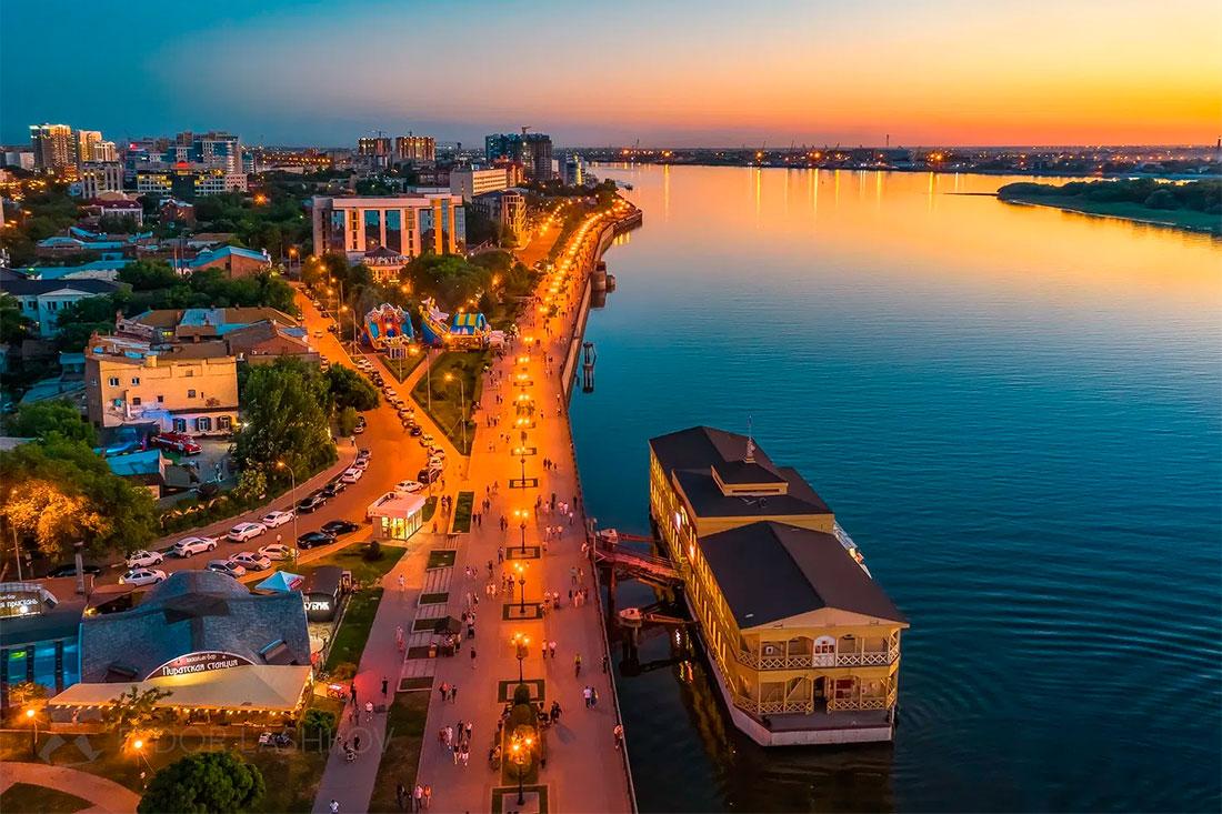 Что посмотреть в Астрахани